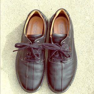Men's Ecco dress shoes